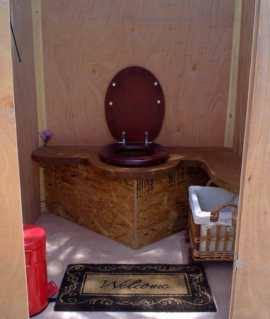 Compost_toilet rustic