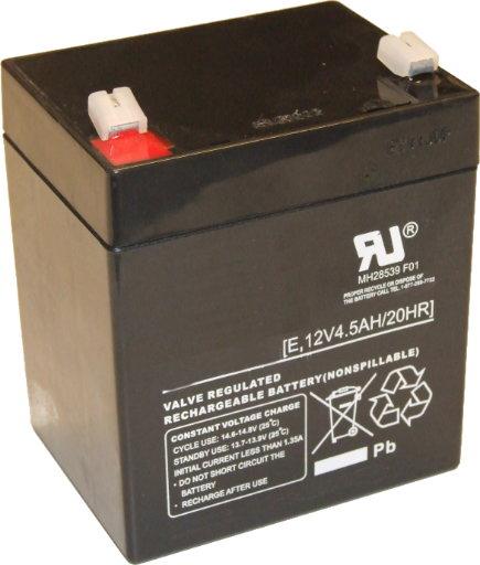 batería gel